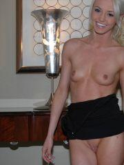 Pictures of Dream Kelly getting naked in her hotel room
