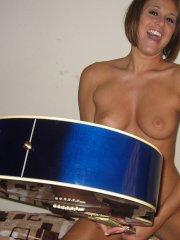 Pictures of Melissa Midwest holding a big ...