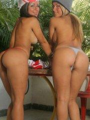 Pictures of teen Spice Twins giving you a hot tease